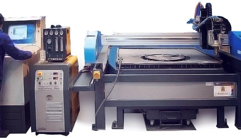XG Serie - Astratec Plasmaschneidmaschinen und Schweißautomatisierung