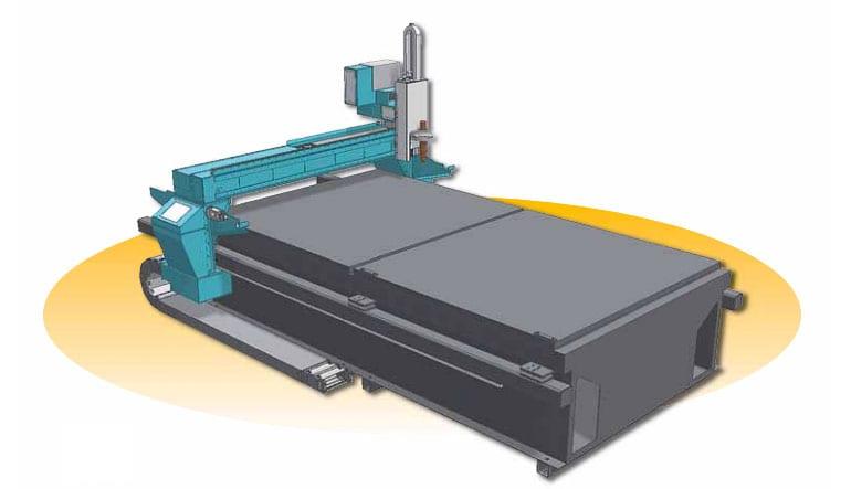 Smart Serie - Astratec Plasmaschneidmaschinen und Schweißautomatisierung