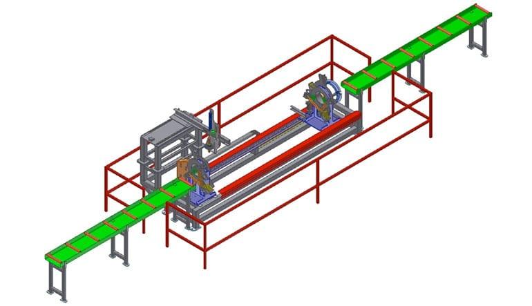 Tubecut - Astratec Plasmaschneidmaschinen und Schweißautomatisierung