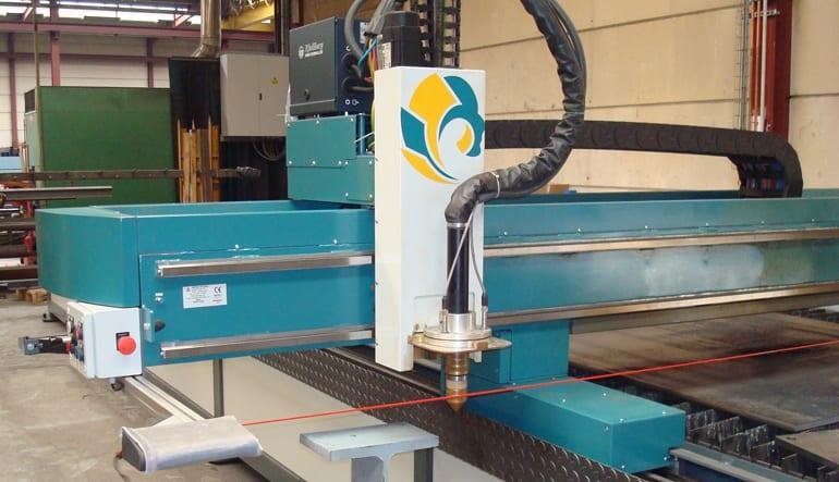Erweitertes Portal Astratec - Plasmaschneidmaschinen und Schweißautomatisierung