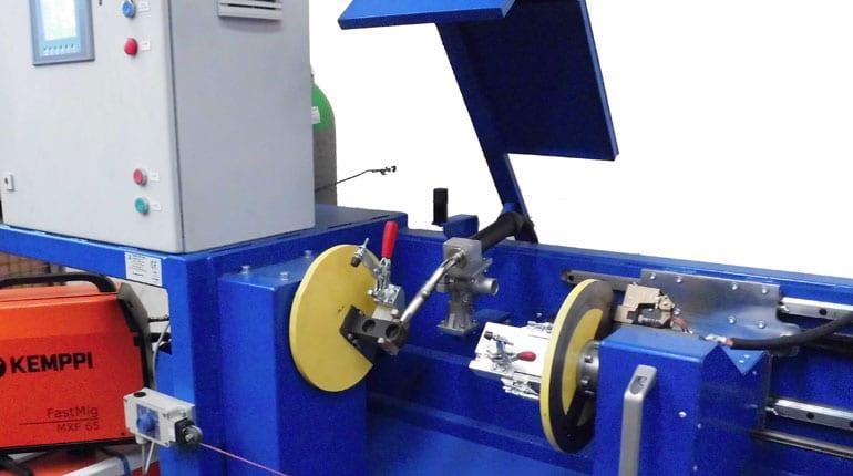 Bild Astratec - Plasmaschneidmaschinen und Schweißautomatisierung
